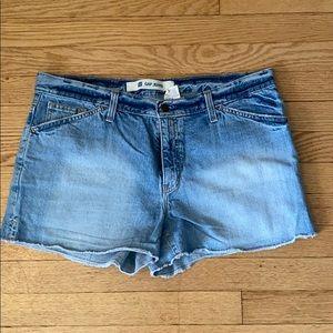 Gap Sail Away Denim Shorts